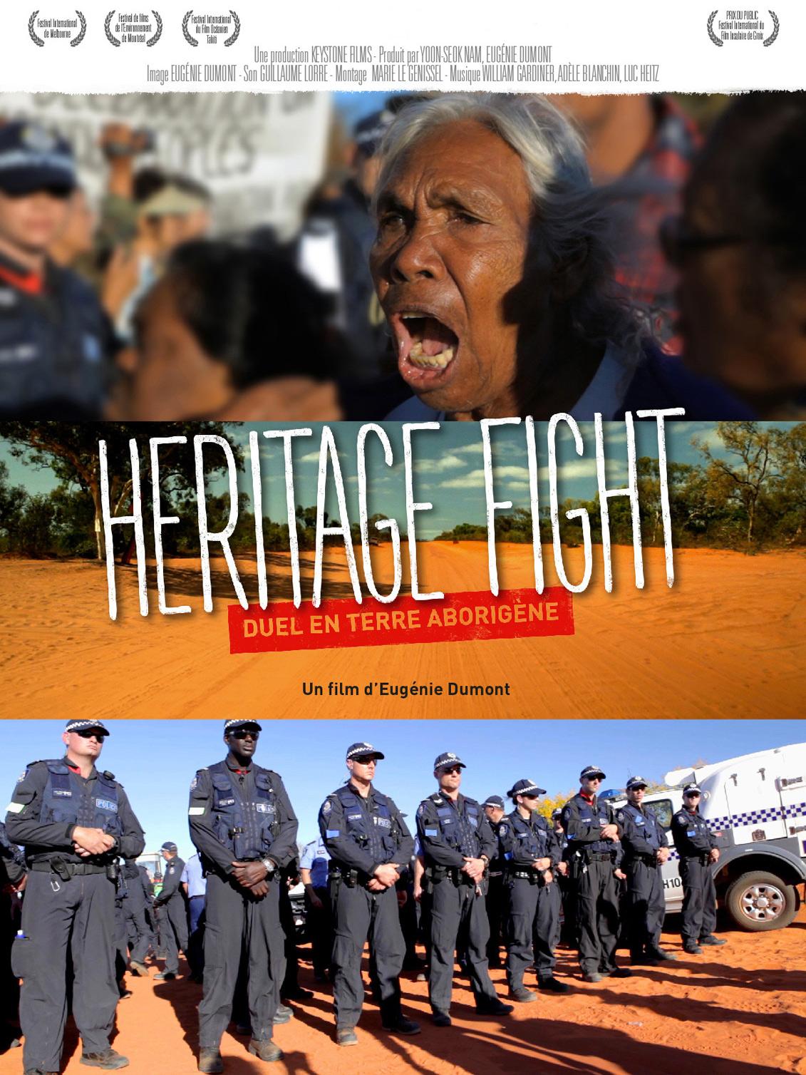 Heritage Fight | Dumont, Eugénie (Réalisateur)