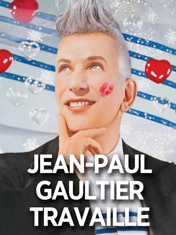 Jean-Paul Gaultier travaille | Prigent, Loïc (Réalisateur)
