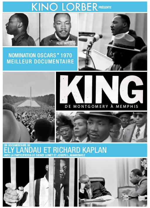 King : de Montgomery à Memphis | Lumet, Sidney (Réalisateur)