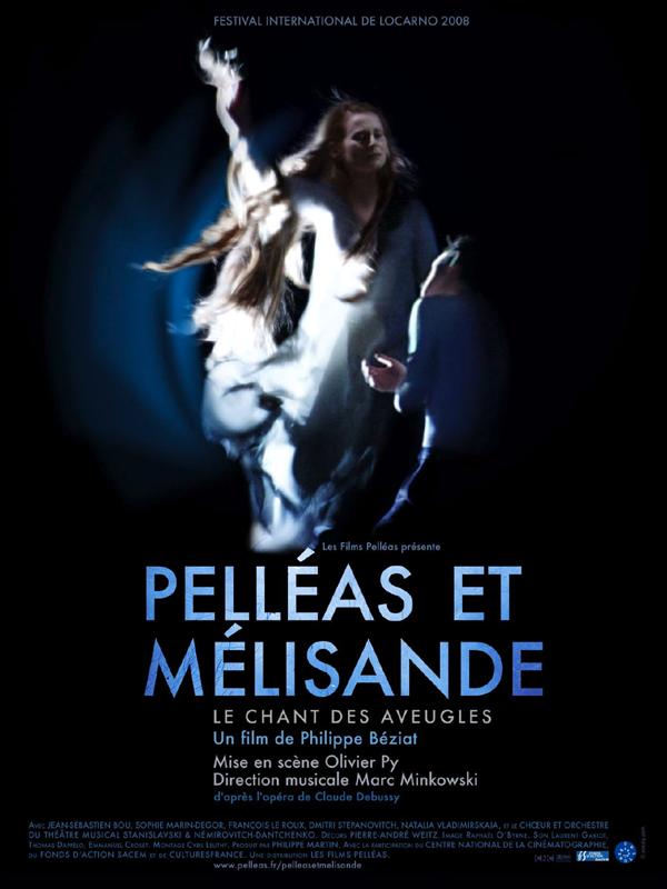 Pelléas et Mélisande, le chant des aveugles | Béziat, Philippe (Réalisateur)