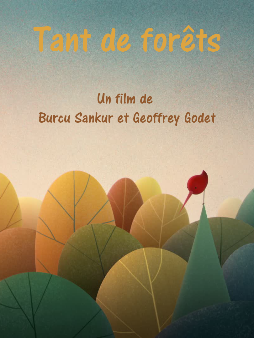 Tant de forêts (En sortant de l'école - Jacques Prévert)