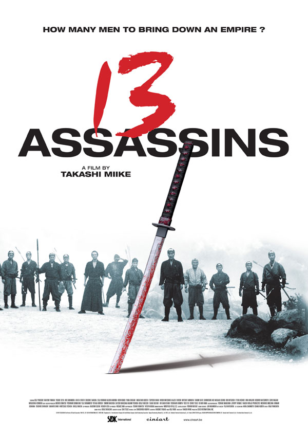 Film Fest Gent 13 Assassins