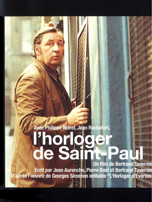 L'horloger de Saint-Paul | Tavernier, Bertrand (Réalisateur)
