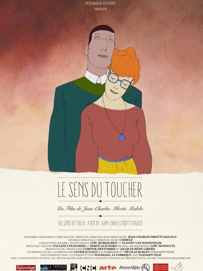 Le Sens du toucher | Mbotti Malolo, Jean-Charles (Réalisateur)