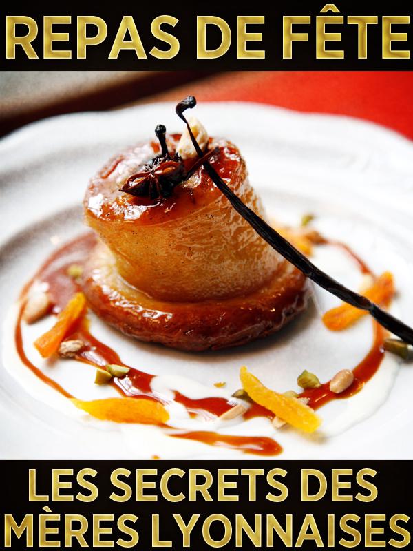 Repas de fête - Les secrets des mères lyonnaises | Valluet, Matthieu (Réalisateur)