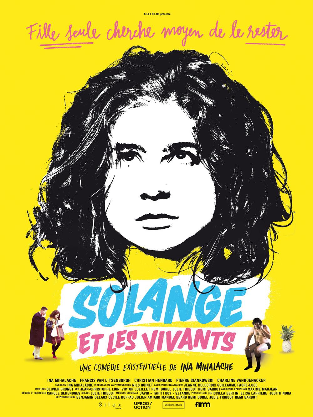 Solange et les vivants | Mihalache, Ina (Réalisateur)