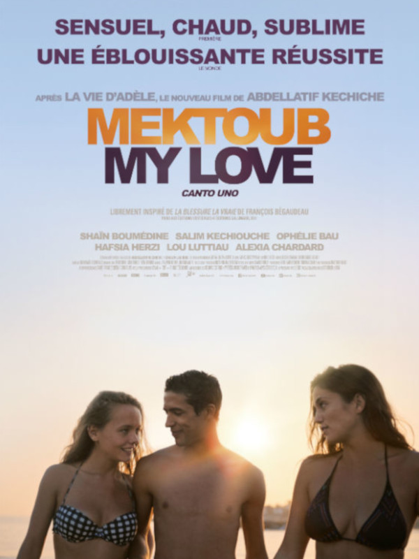 Film Fest Gent Mektoub My Love