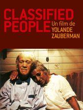 Classified people