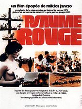 Psaume rouge