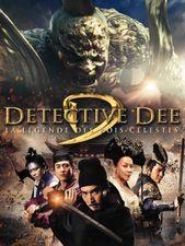 Détective Dee : La légende des Rois Célestes