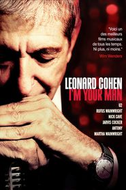 Leonard Cohen : I'm your man