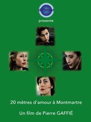 20 mètres d'amour à Montmartre