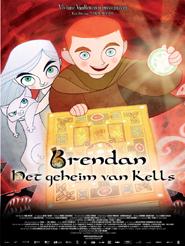 Brendan & het geheim van Kells