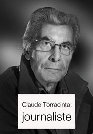 Claude Torracinta, journaliste