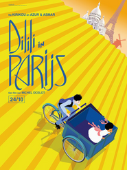 Dilili in Parijs