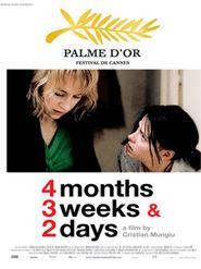 4 mois, 3 semaines et 2 jours