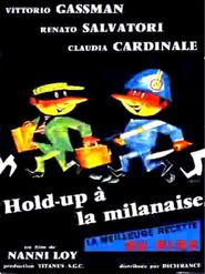 Hold-up à la milanaise