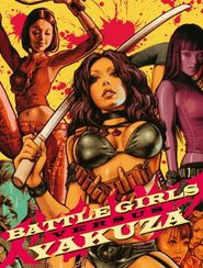Battle Girls vs. Yakuza