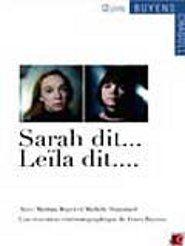 Sarah zegt... Leïla zegt...