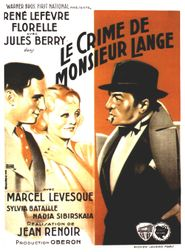 Le Crime de Monsieur Lange