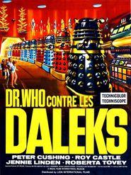Dr Who contre les Daleks