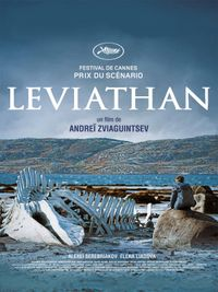 Movie poster of Leviathan