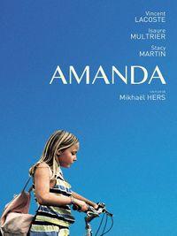 Movie poster of Amanda