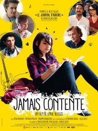 Movie poster of Jamais contente