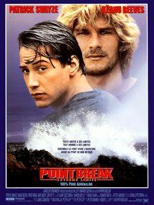 Point Break, extrême limite