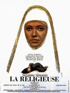 La Religieuse (Suzanne Simonin, la Religieuse de Diderot)