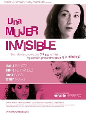 Une femme invisible