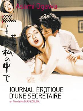 Journal érotique d'une secrétaire