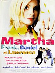 Martha, Frank, Daniel et Lawrence