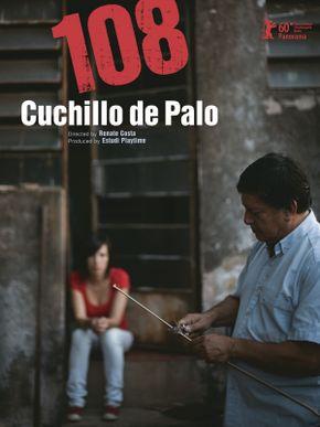 108 - Cuchillo de Palo