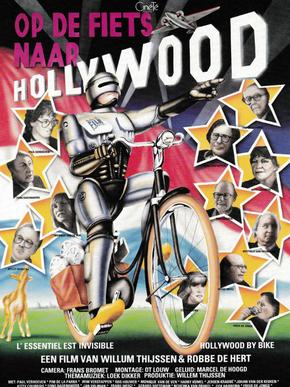 Op de fiets naar Hollywood