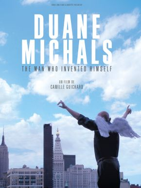 Duane Michals, the man who invented himself