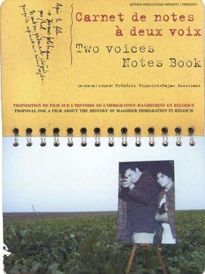Carnet de notes à deux voix