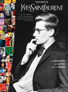 Monsieur Yves Saint Laurent