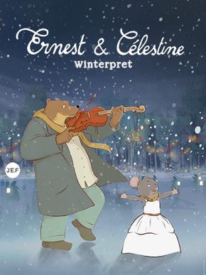Ernest & Célestine: winterpret