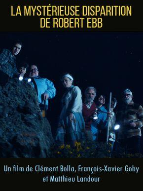 La Mystérieuse disparition de Robert Ebb