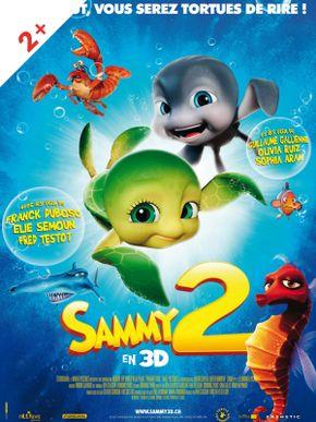 Sammy 2, l'Aventure continue, 3D