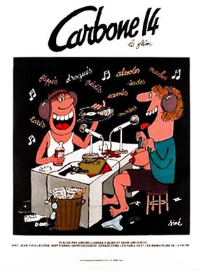 Carbone 14, le film