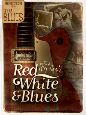 The Blues : Red, White and Blues
