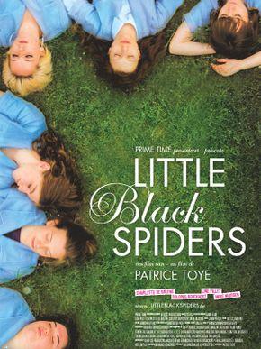 Little Black Spiders