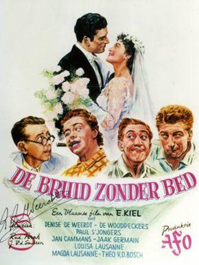 De bruid zonder bed