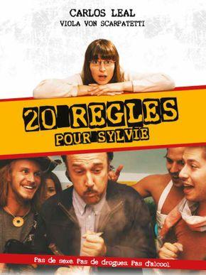 20 Règles pour Sylvie