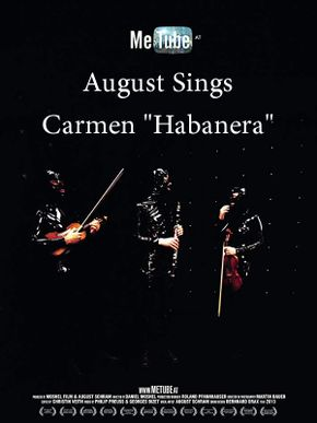 "MeTube : August Sings Carmen ""Habanera"""