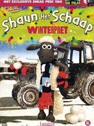 Shaun het Schaap - 3D tv