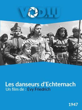 Les danseurs d'Echternach