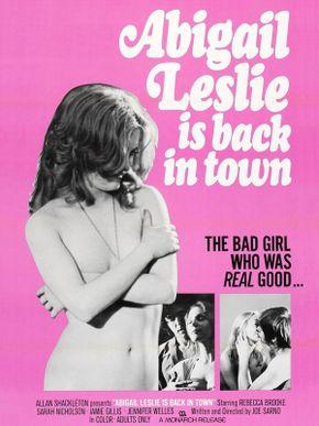 Abigail Leslie is Back in Town (Chaleurs sur la plage)
